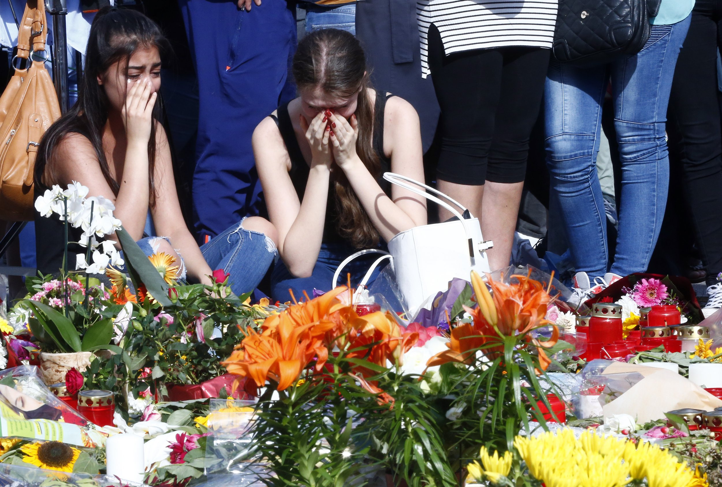 Munich Shooting memorial