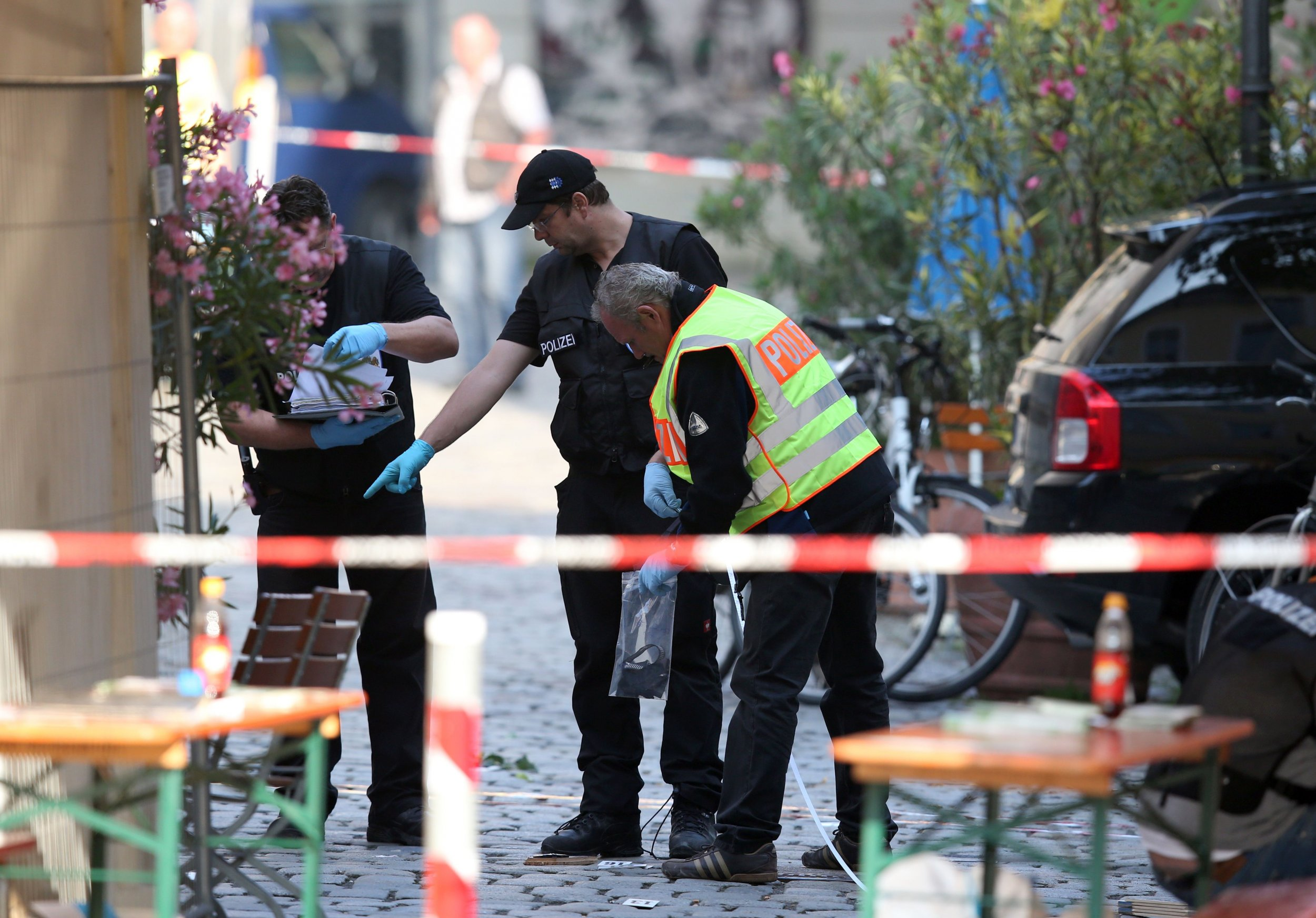 Germany Suicide Bombing
