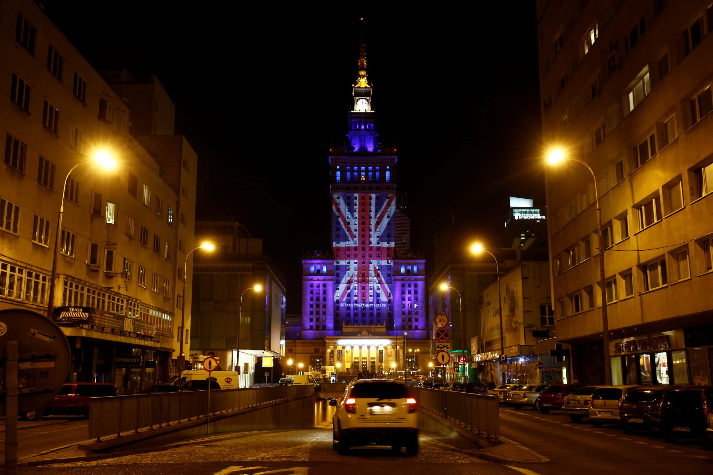 Warsaw Union Jack