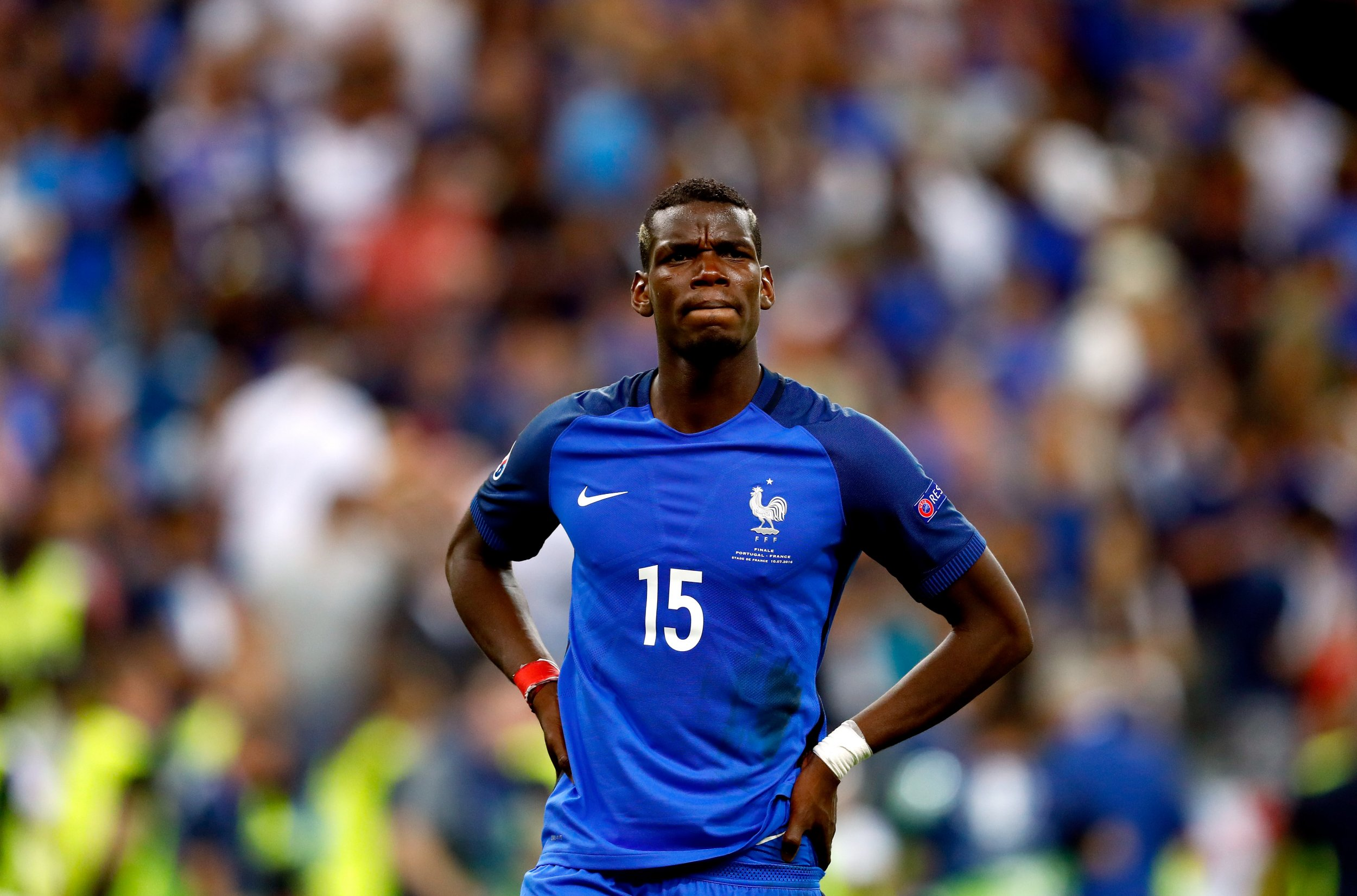 France and Juventus midfielder Paul Pogba