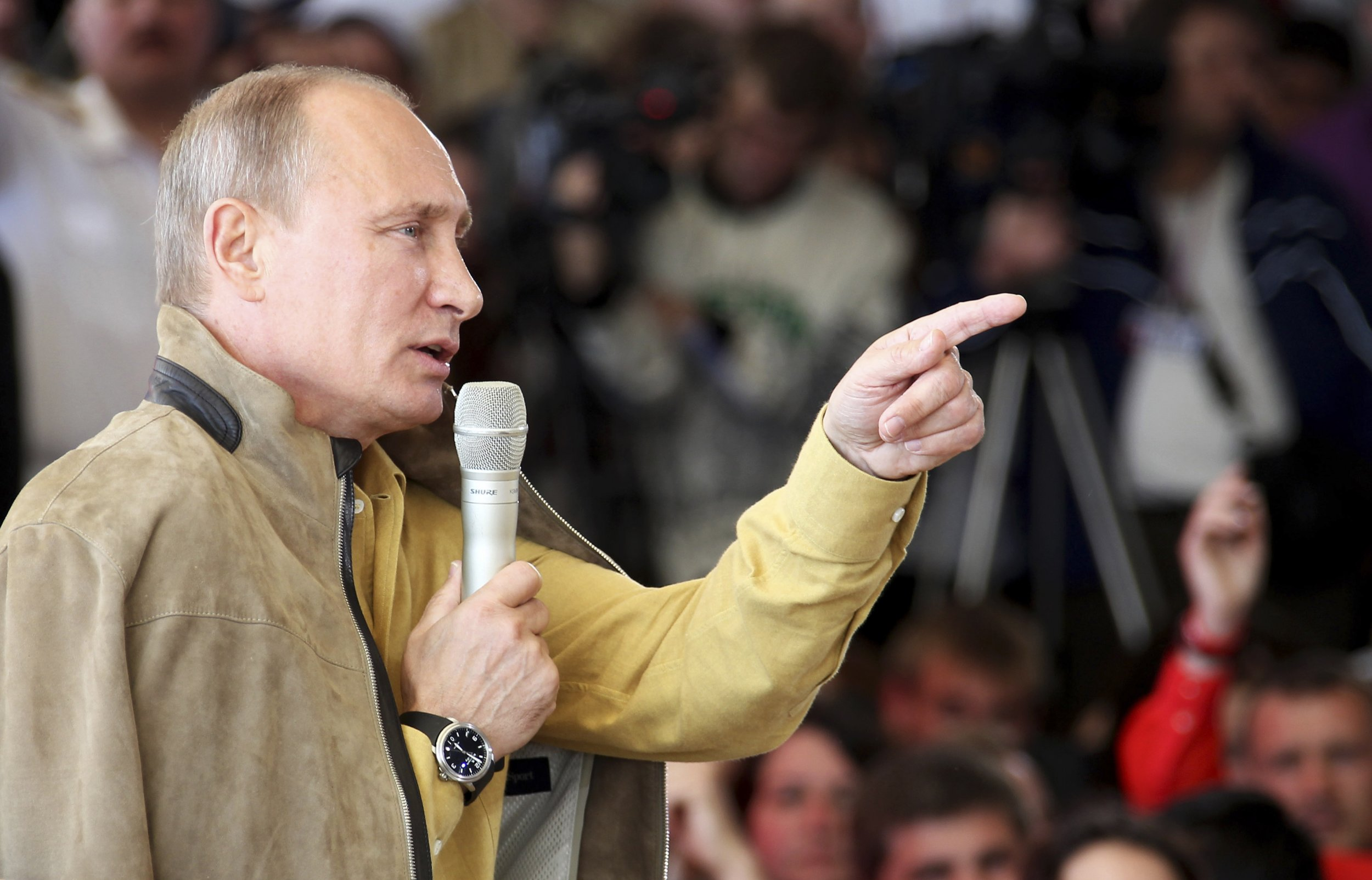 Putin welcomes the return of the russian mafia for The russian mod