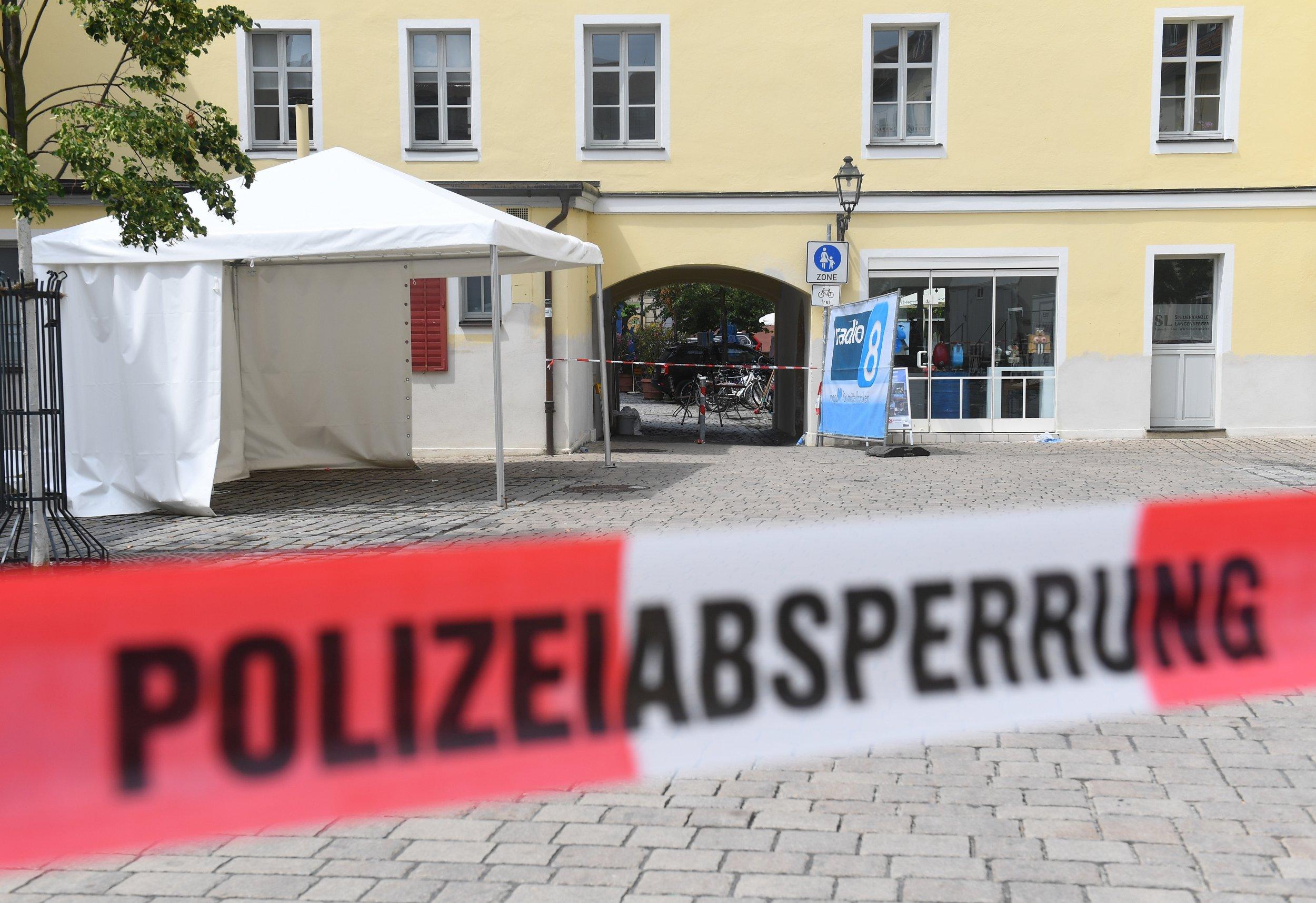 Bavaria Explosion