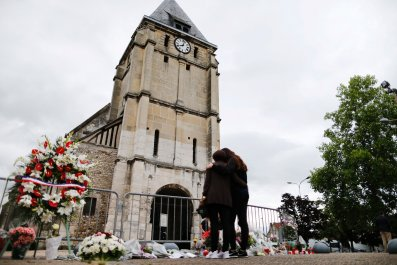 France church attack