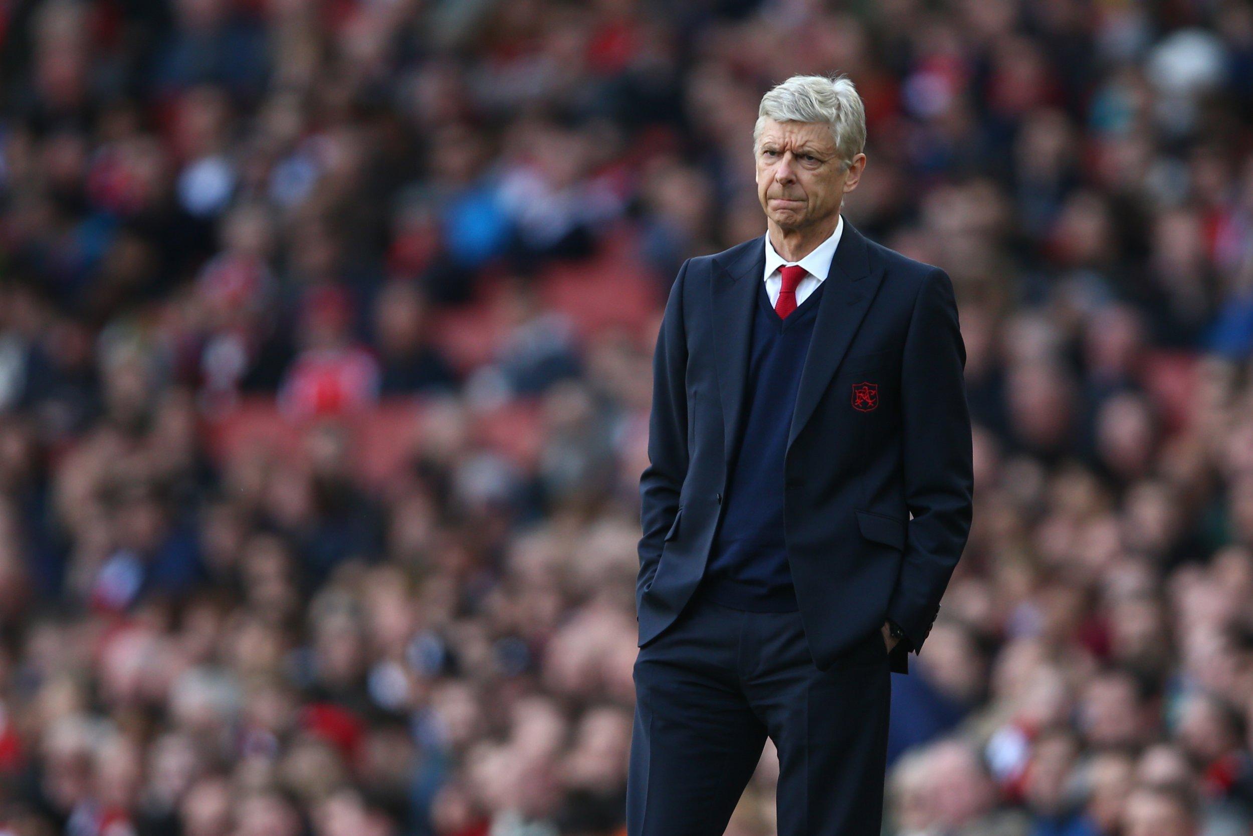 Arsenal: Arsene Wenger Outlines Transfer Target Arsene Wenger Player