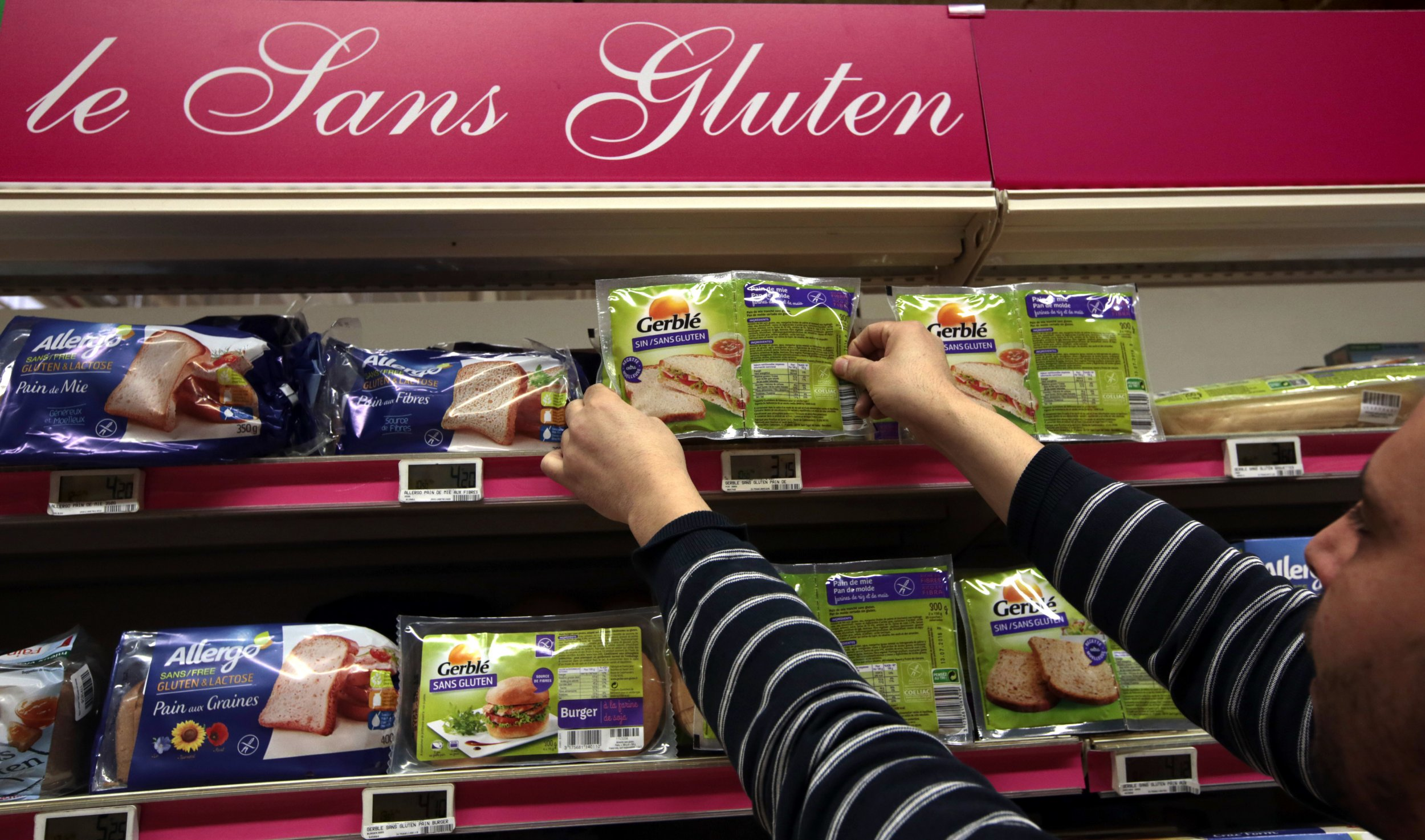Gluten May Not Be to Blame for Wheat Sensitivities, Research Shows