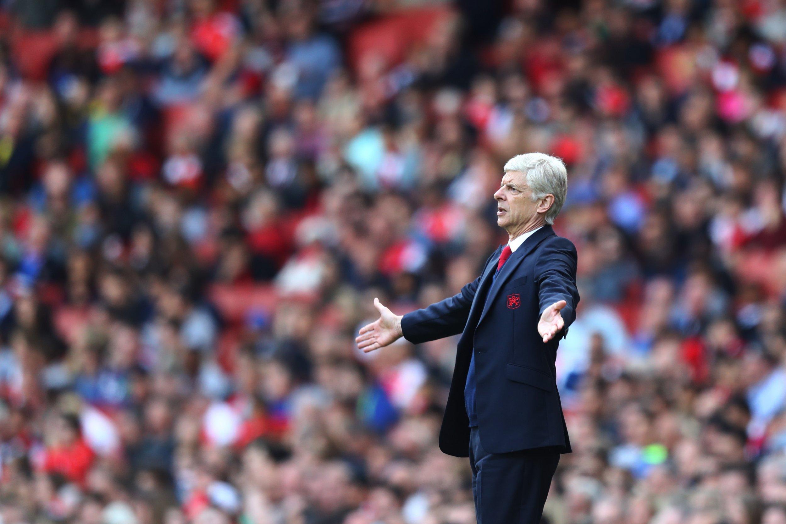 Wenger Arsene