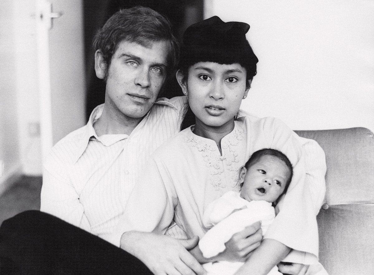 Aung San Suu Kyi Family