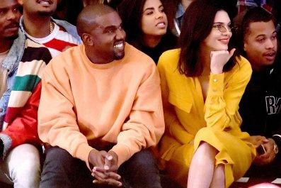 Kanye West in June
