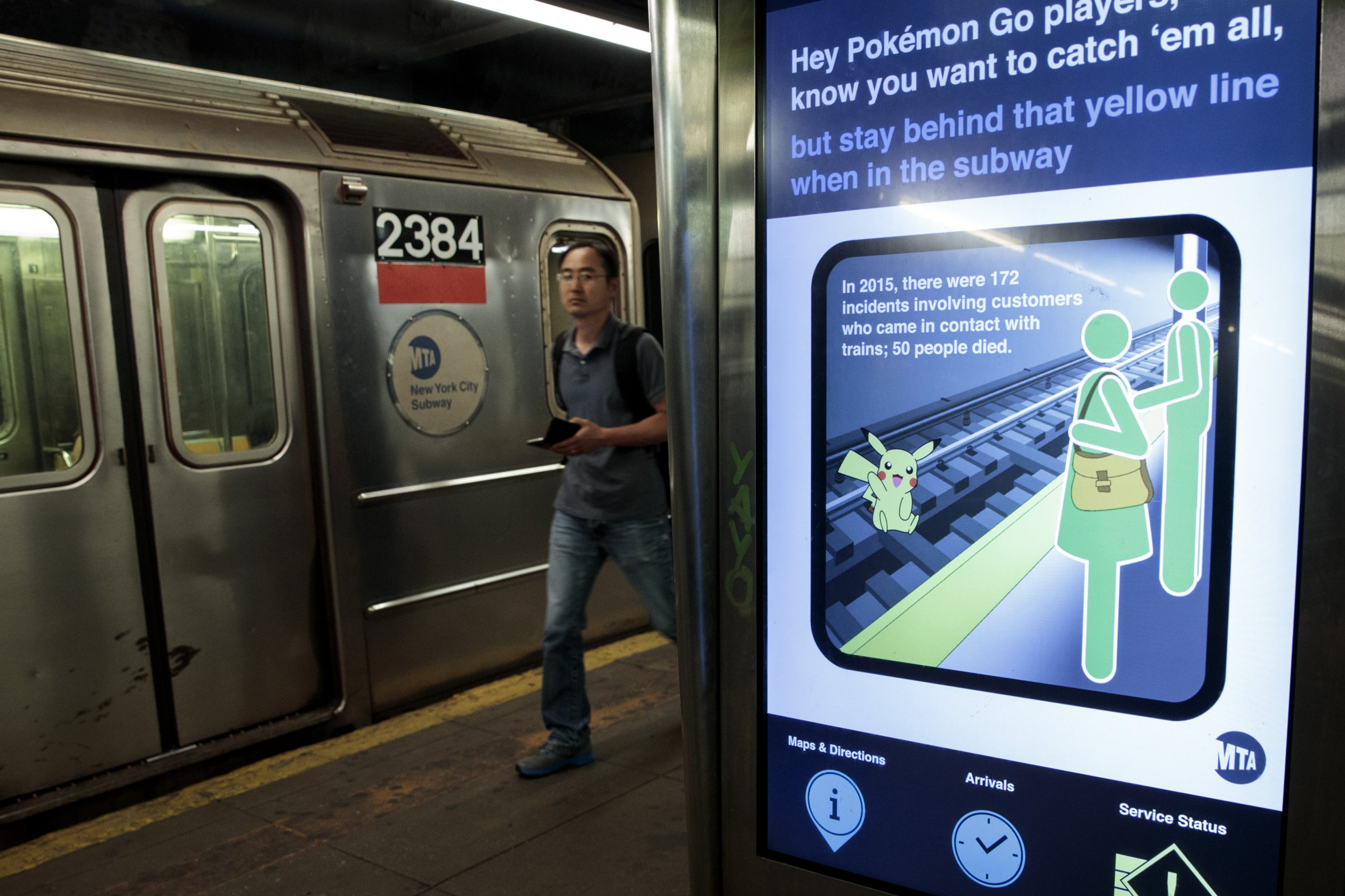 New York Governor Cuomo Bans Sex Offenders from Pokemon
