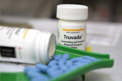 Truvada pill