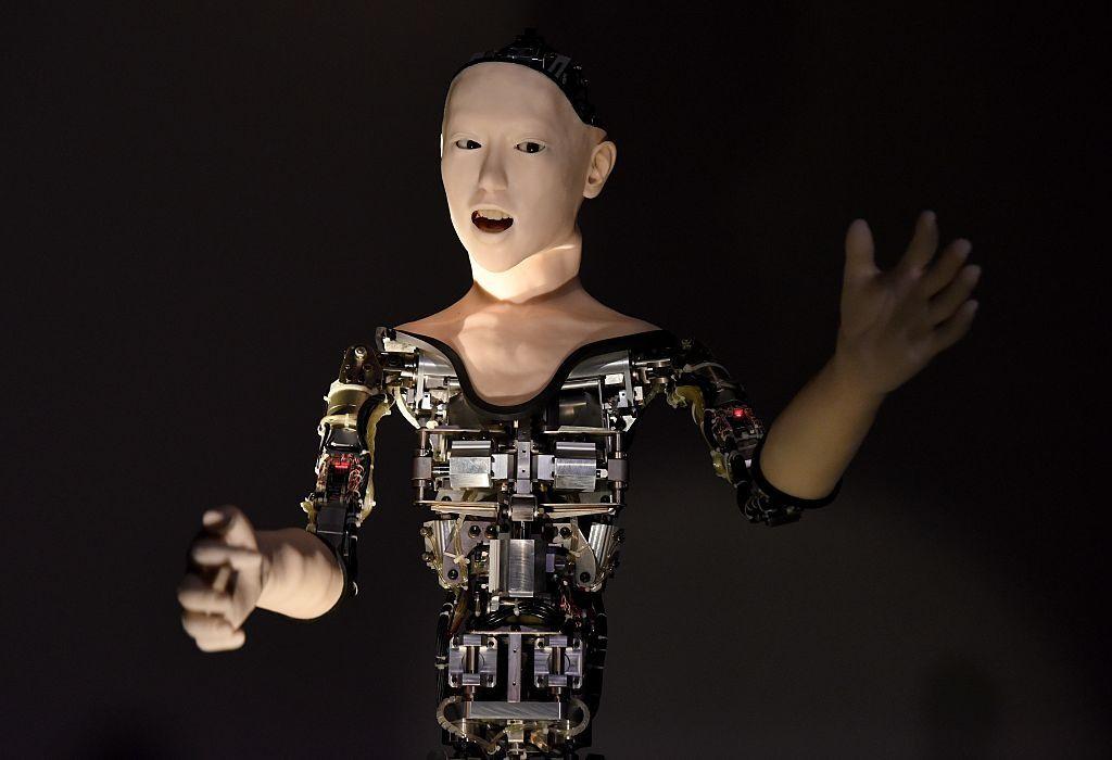 artificial intelligence alter robot japan