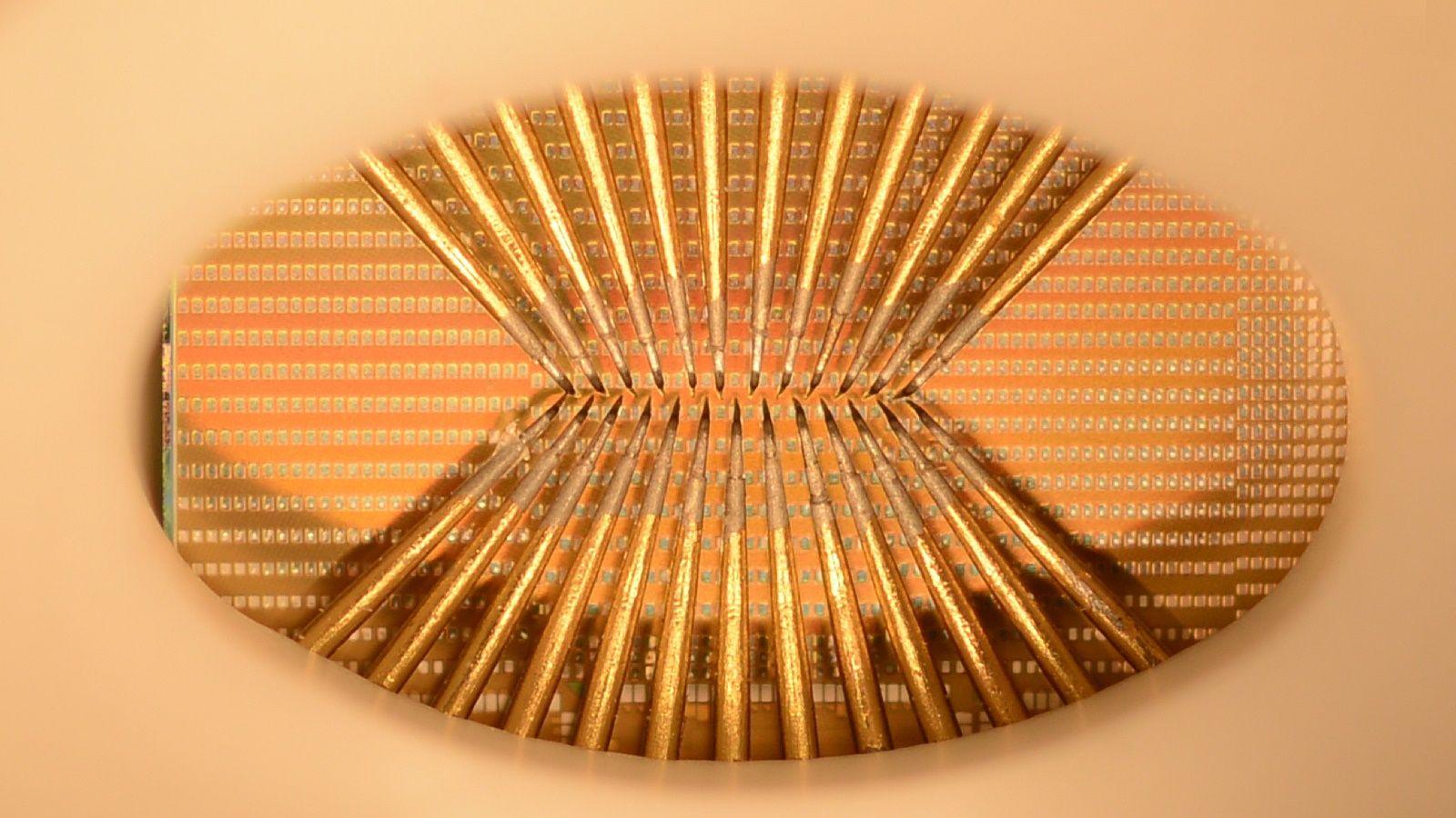 IBM artificial neuron AI computer