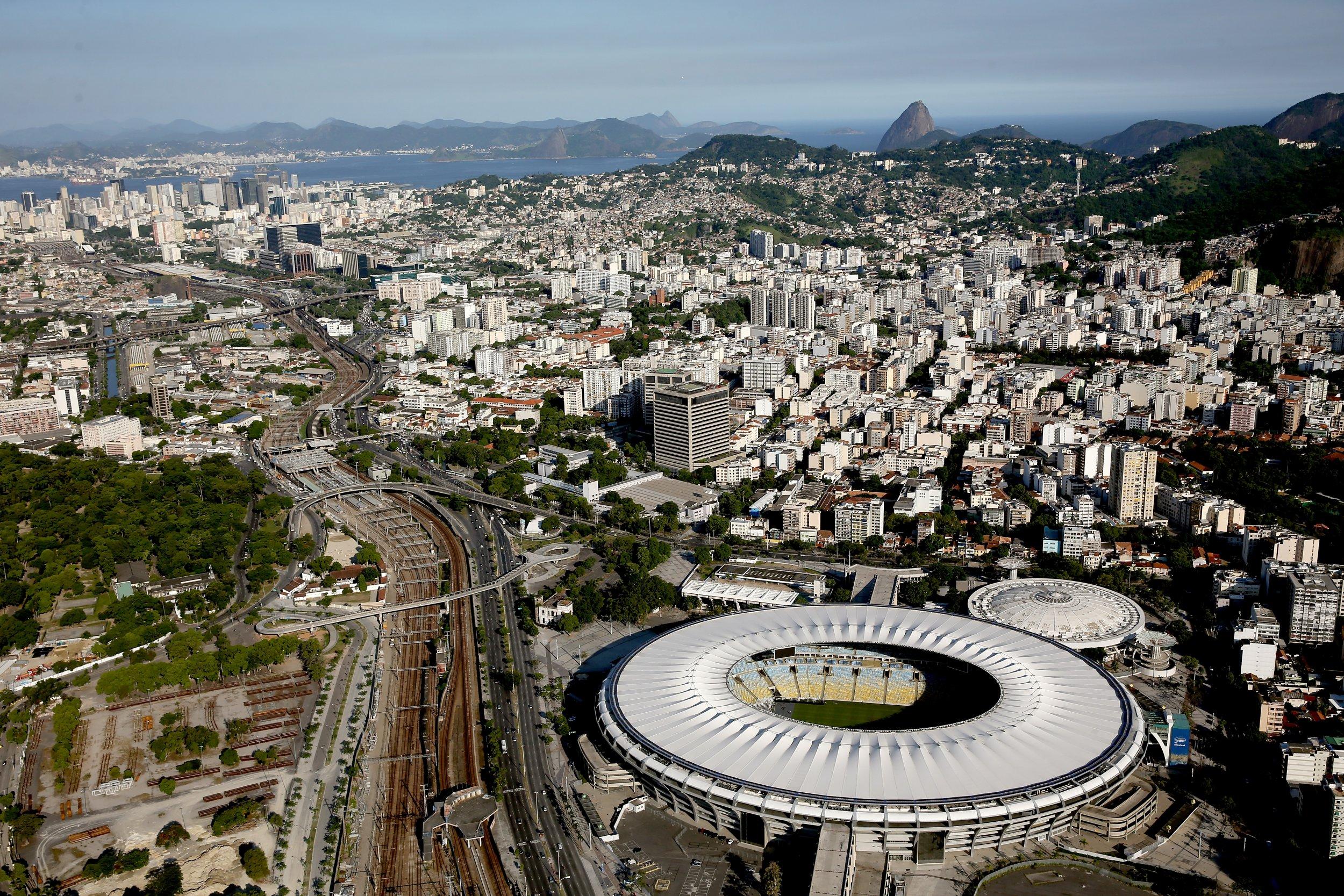 Olympic stadium, Rio de Janeiro