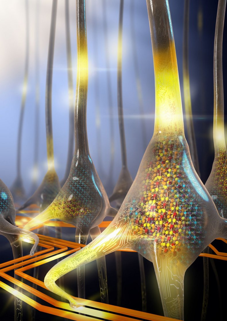 artificial neurons ibm research AI