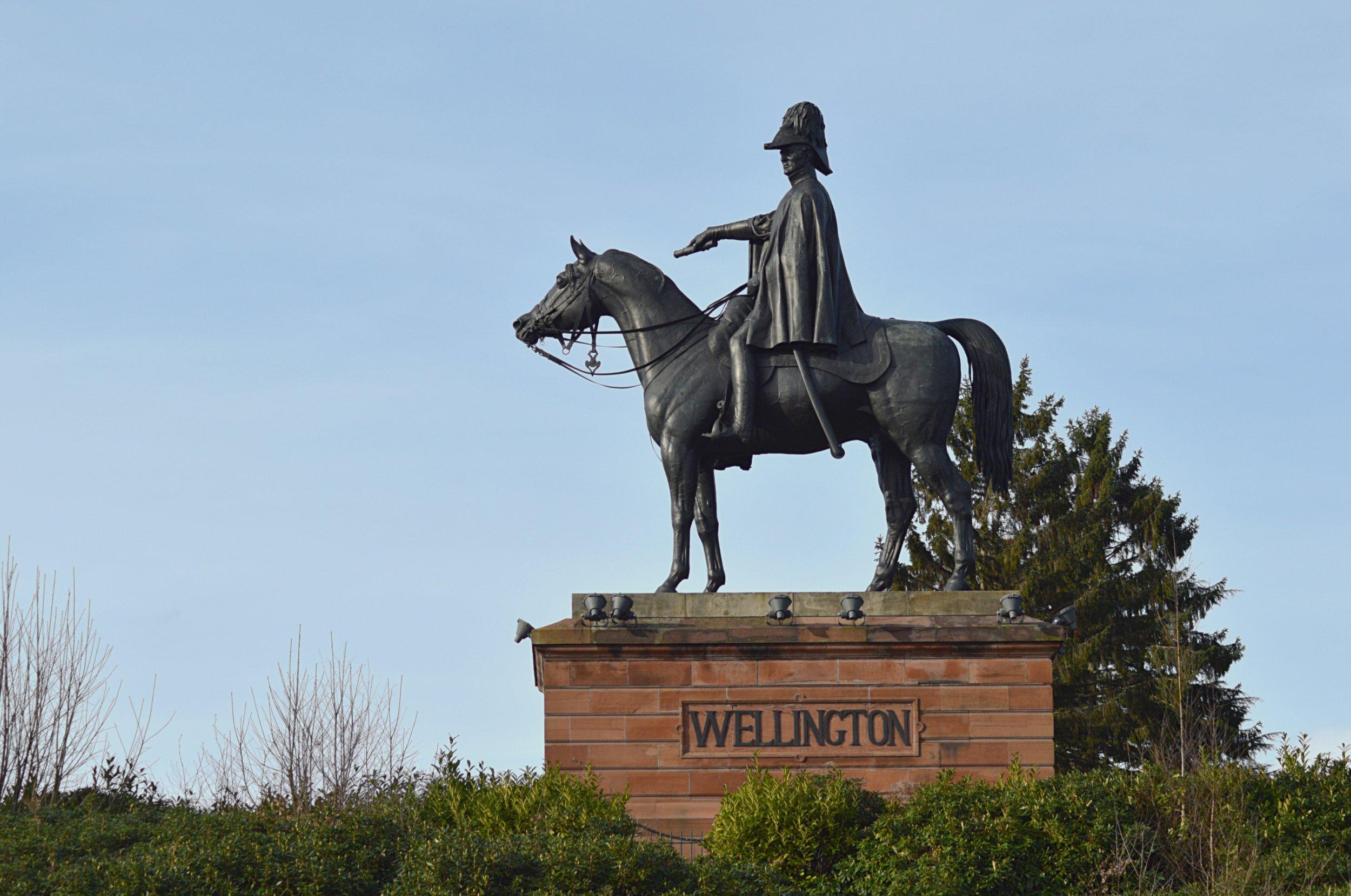 Aldershot Statue