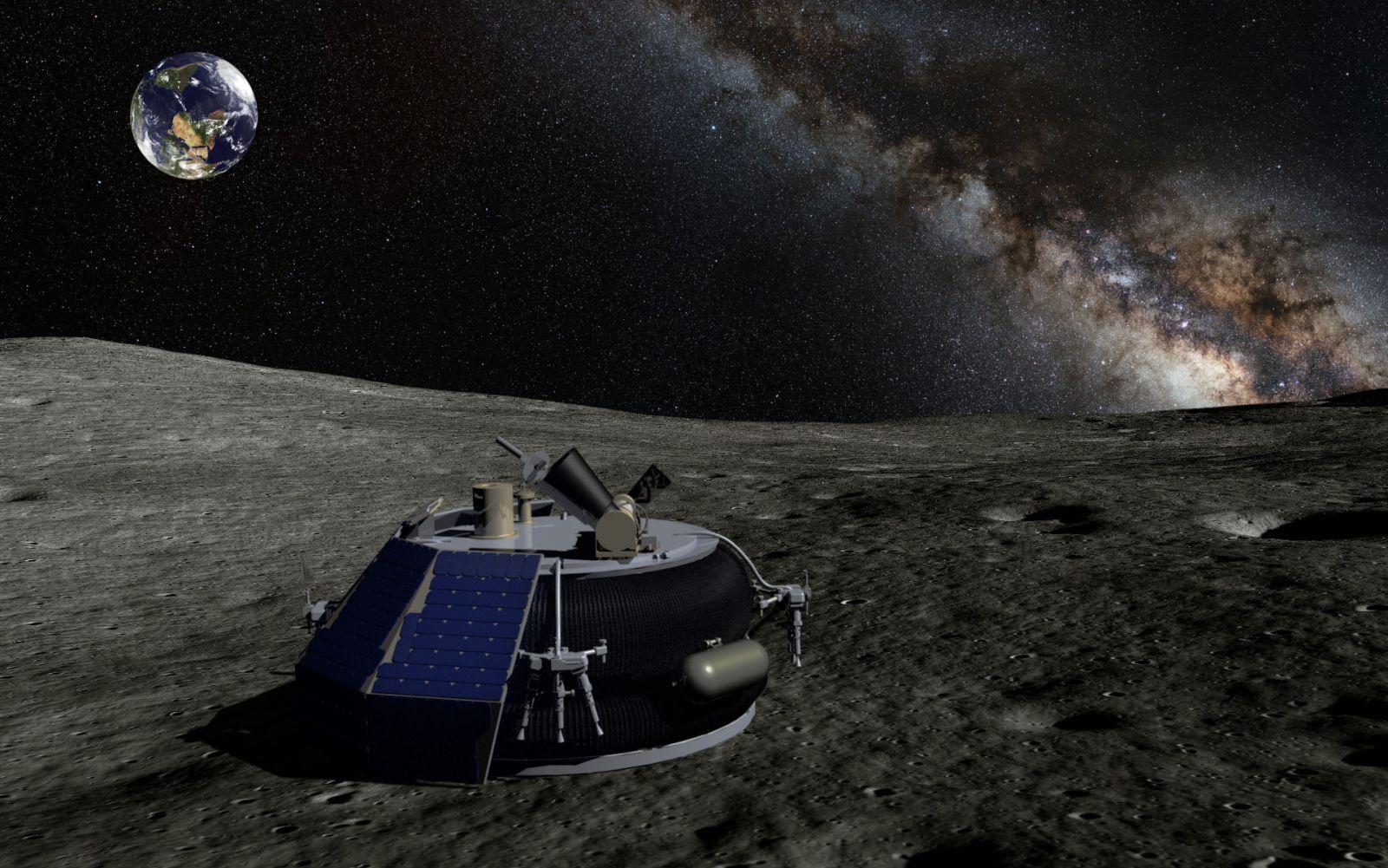 moon express Google lunar X prize