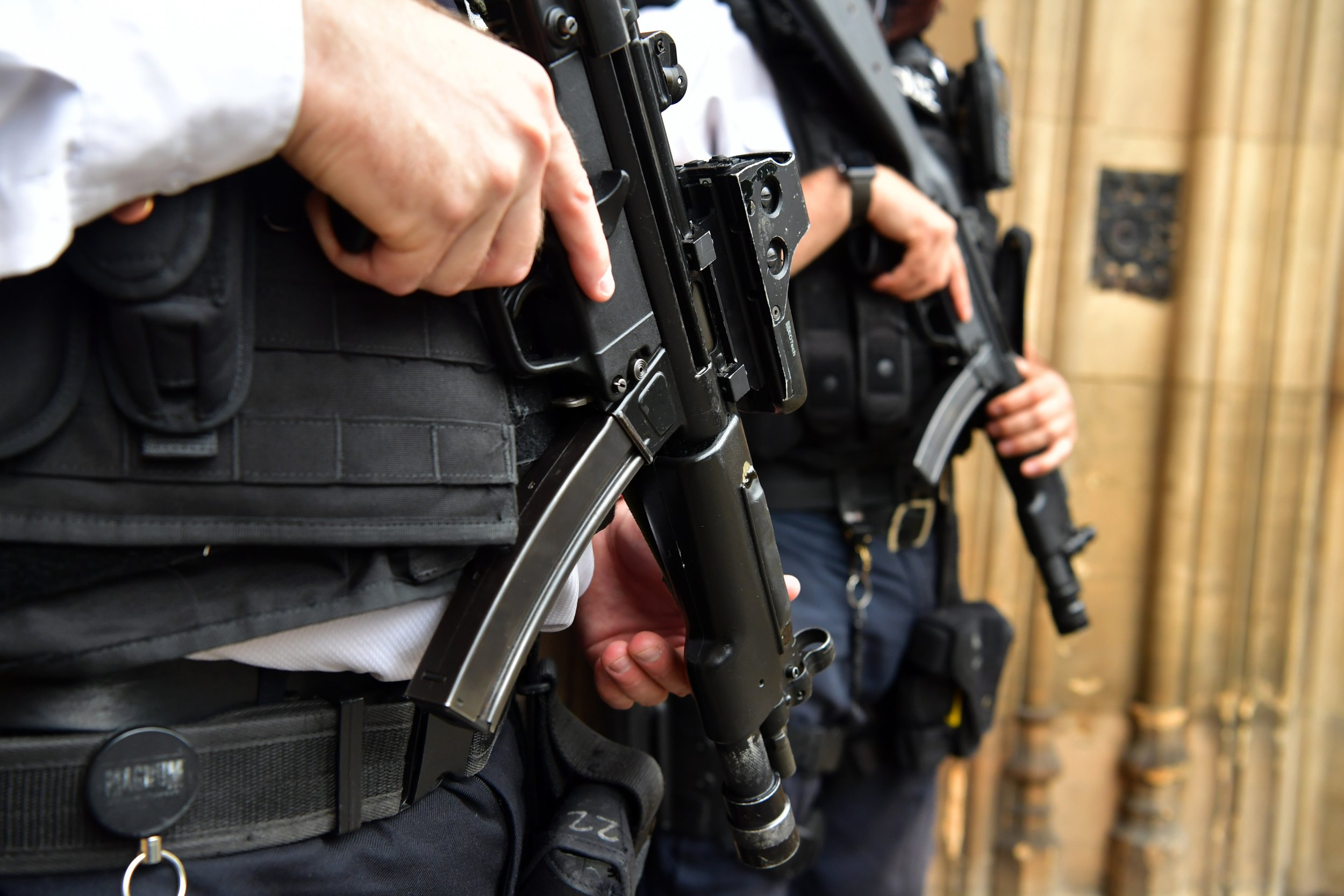 UK Britain London ISIS Attacks