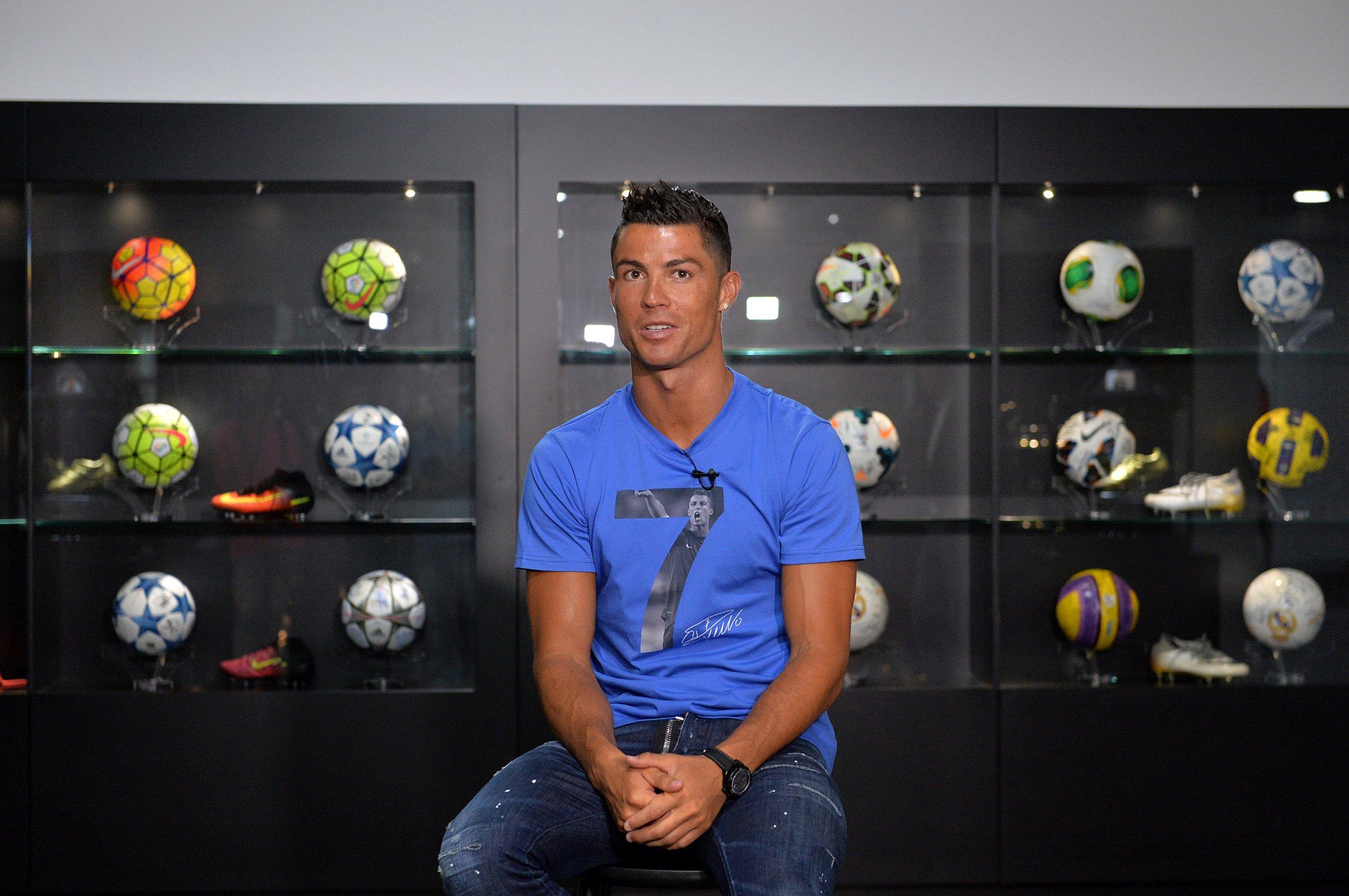 Watch Cristiano Ronaldo Plays A Policeman On Instagram