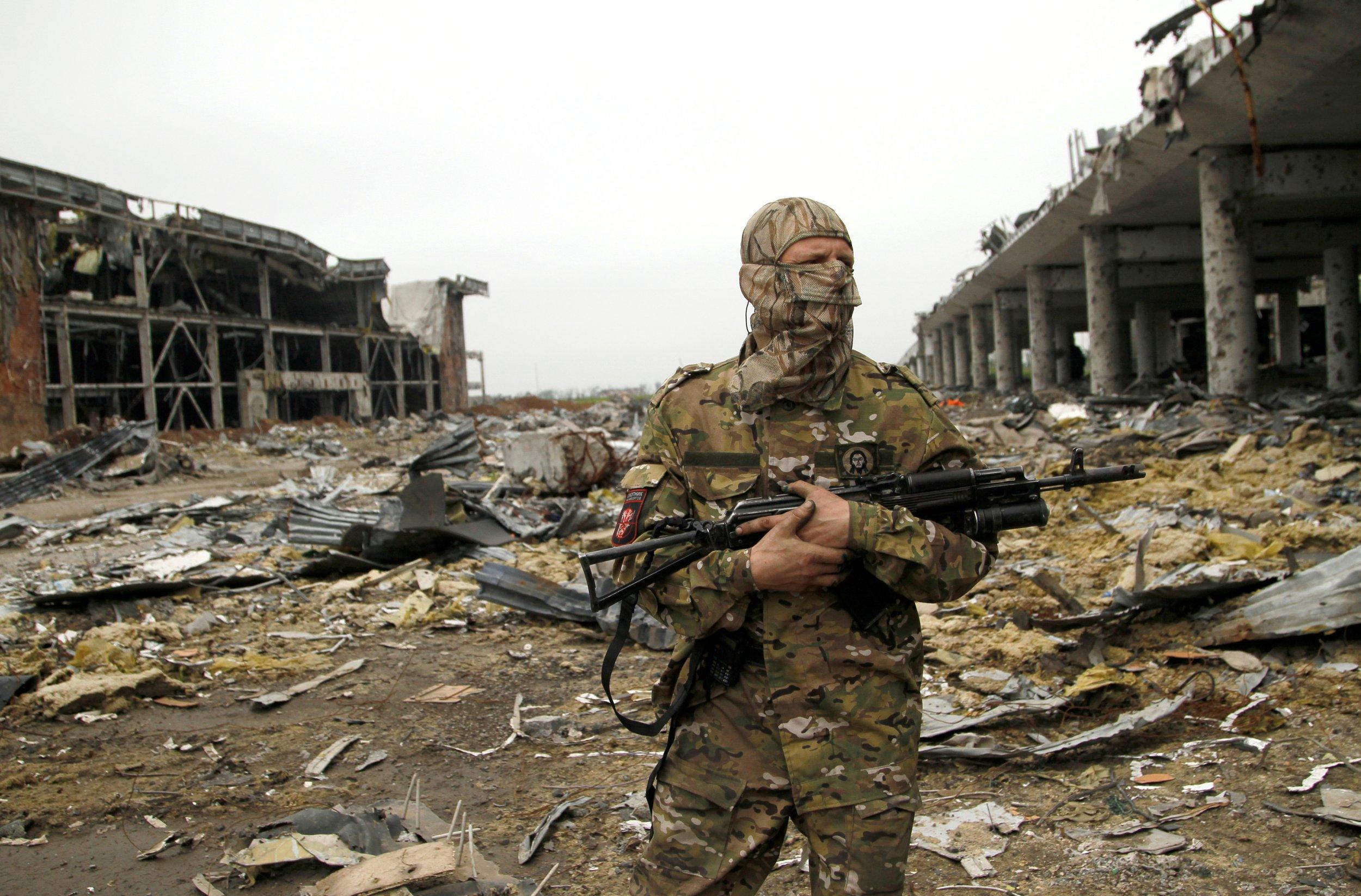 Donetsk rebels