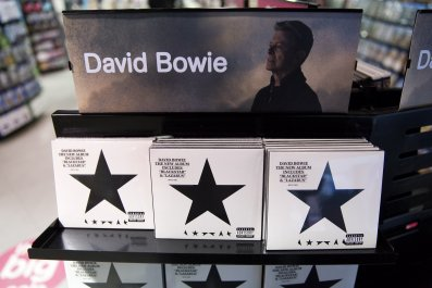 David Bowie's Blackstar