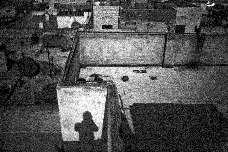 Daniel Rye Azaz, Syria