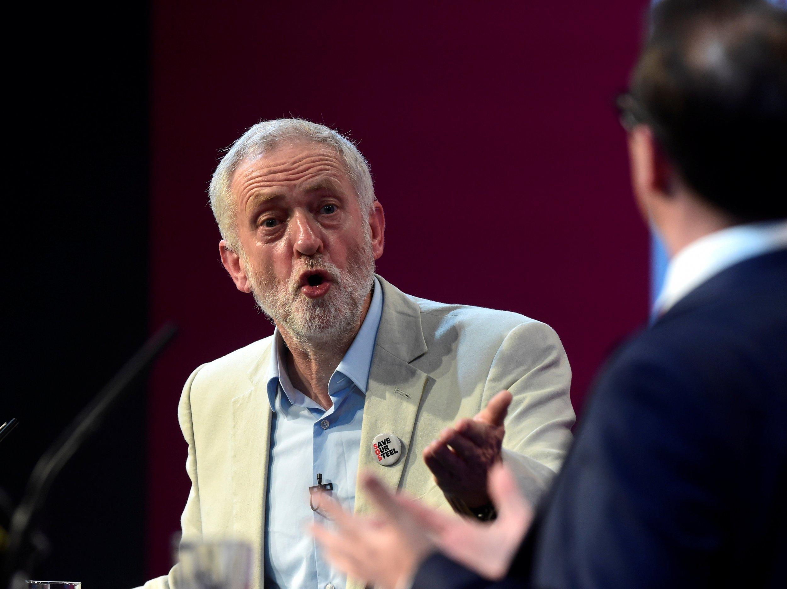 Jeremy Corbyn Hustings