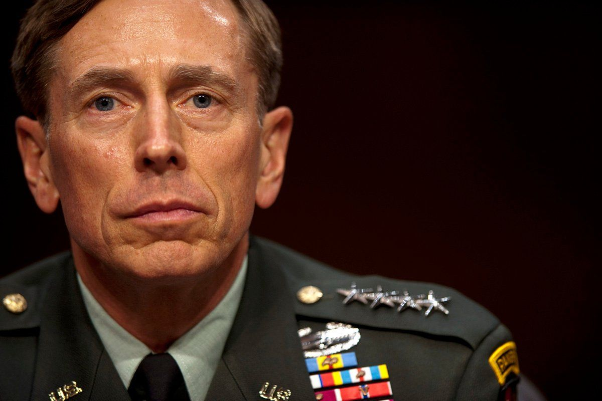 general david petraeus dissertation Retired gen david petraeus came to west point as a part of the center for the study of civil-military operations speaker series, monday petraeus was.