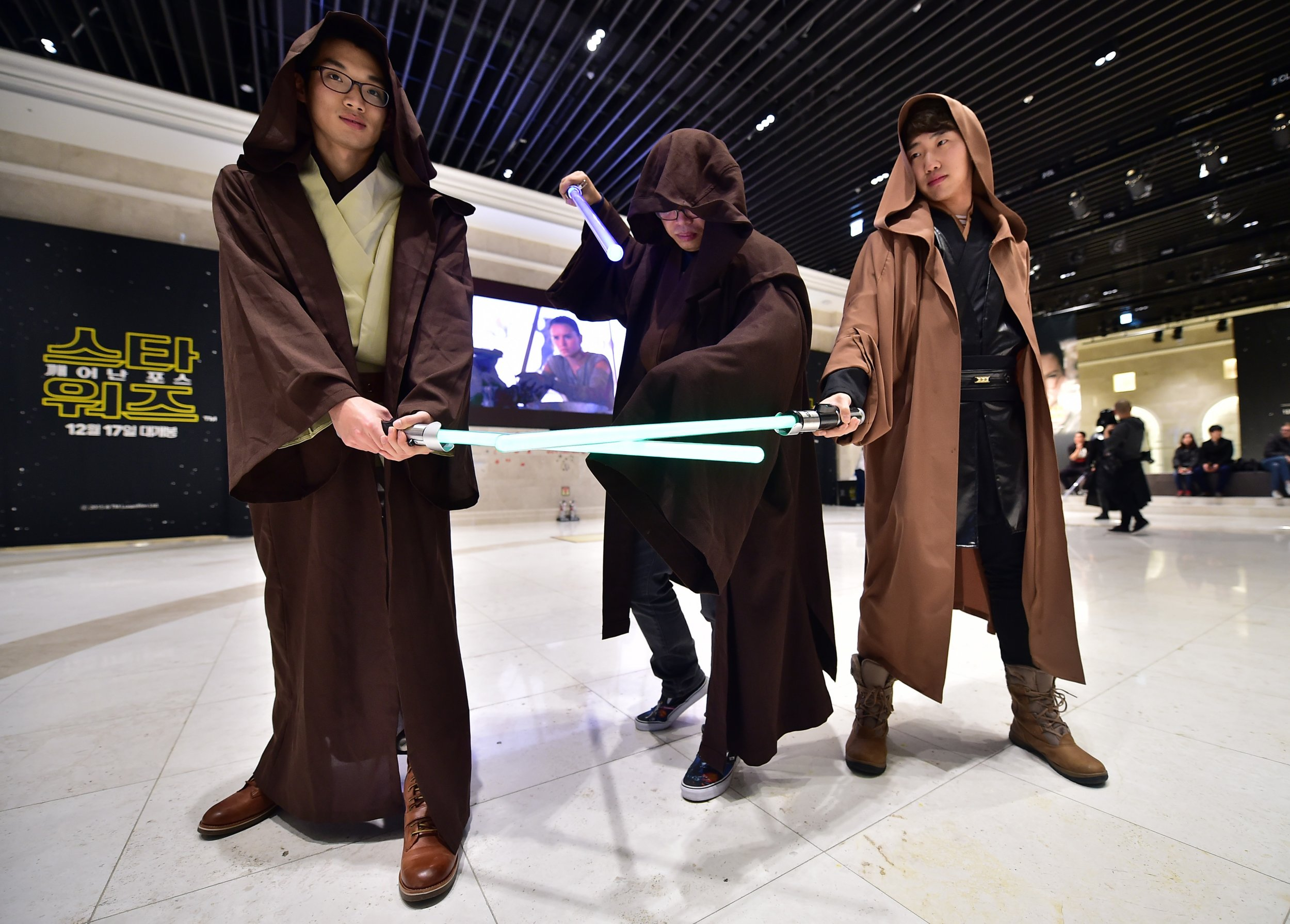 Star Wars Jedis