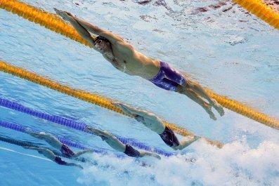 michael phelps website hacked olympics