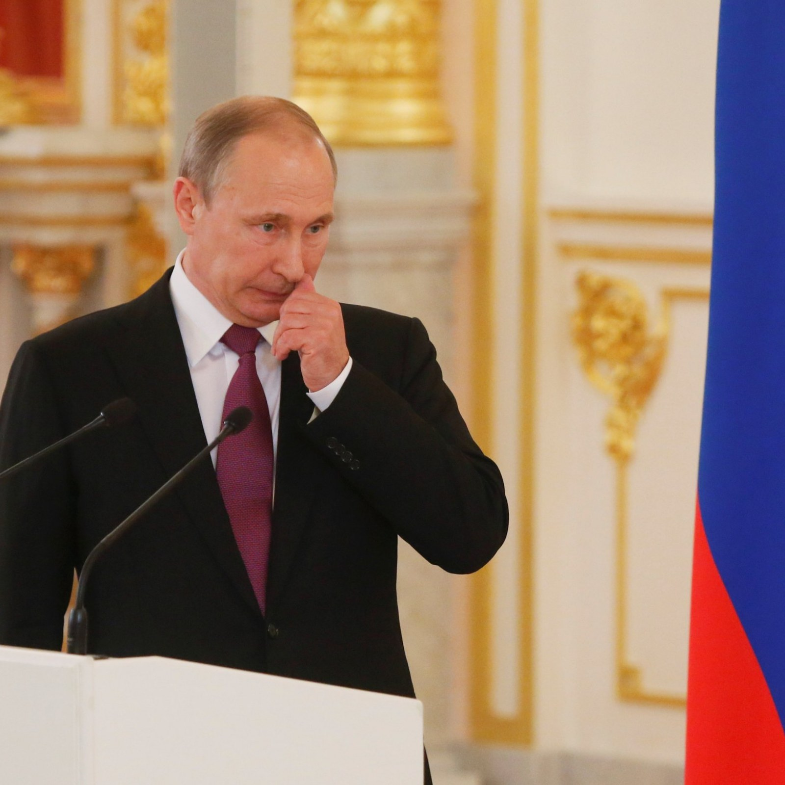 Putin Claims Successor Must Be Young But Mature