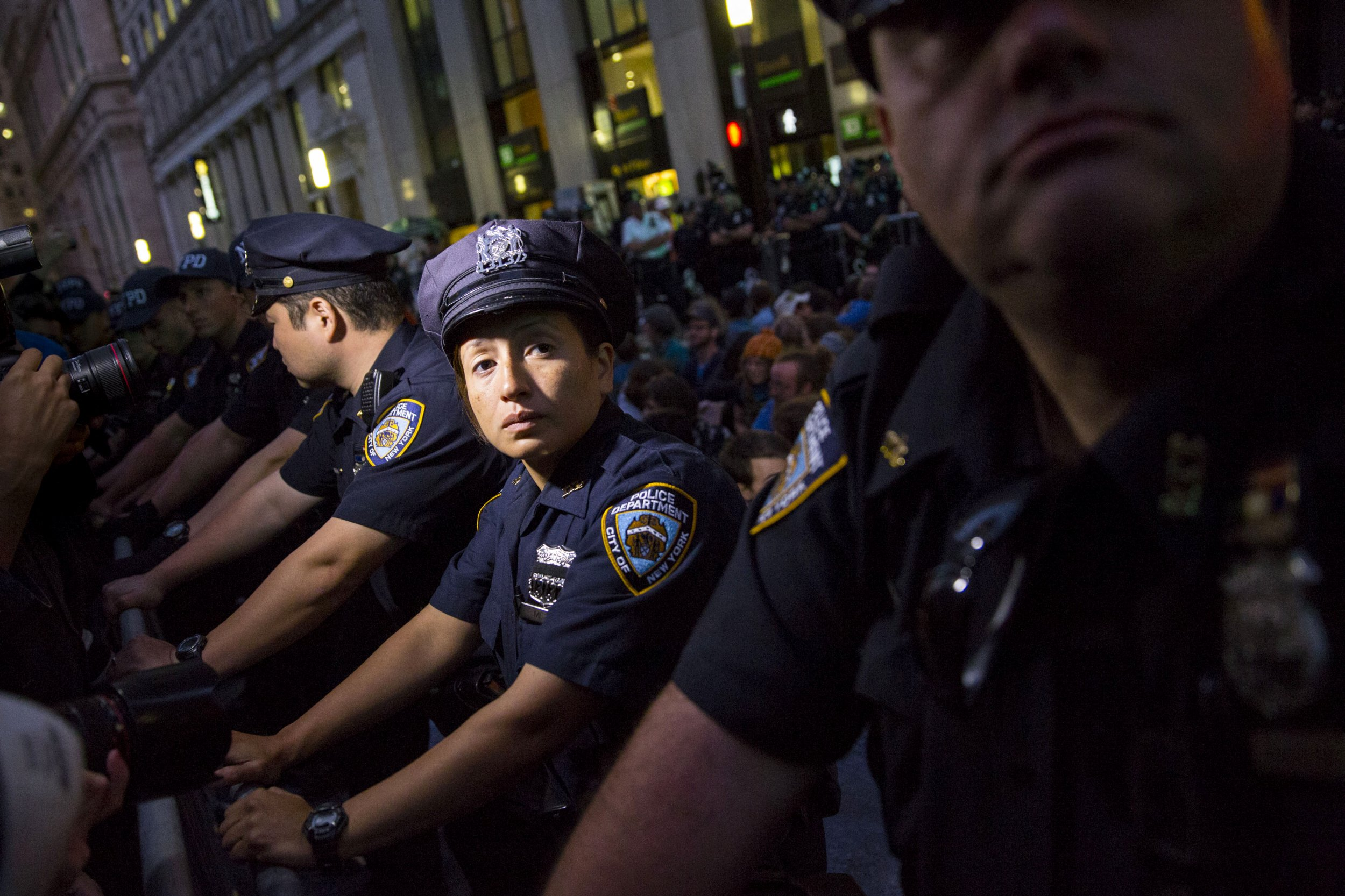 The New American Cop Smarter More Diverse Better