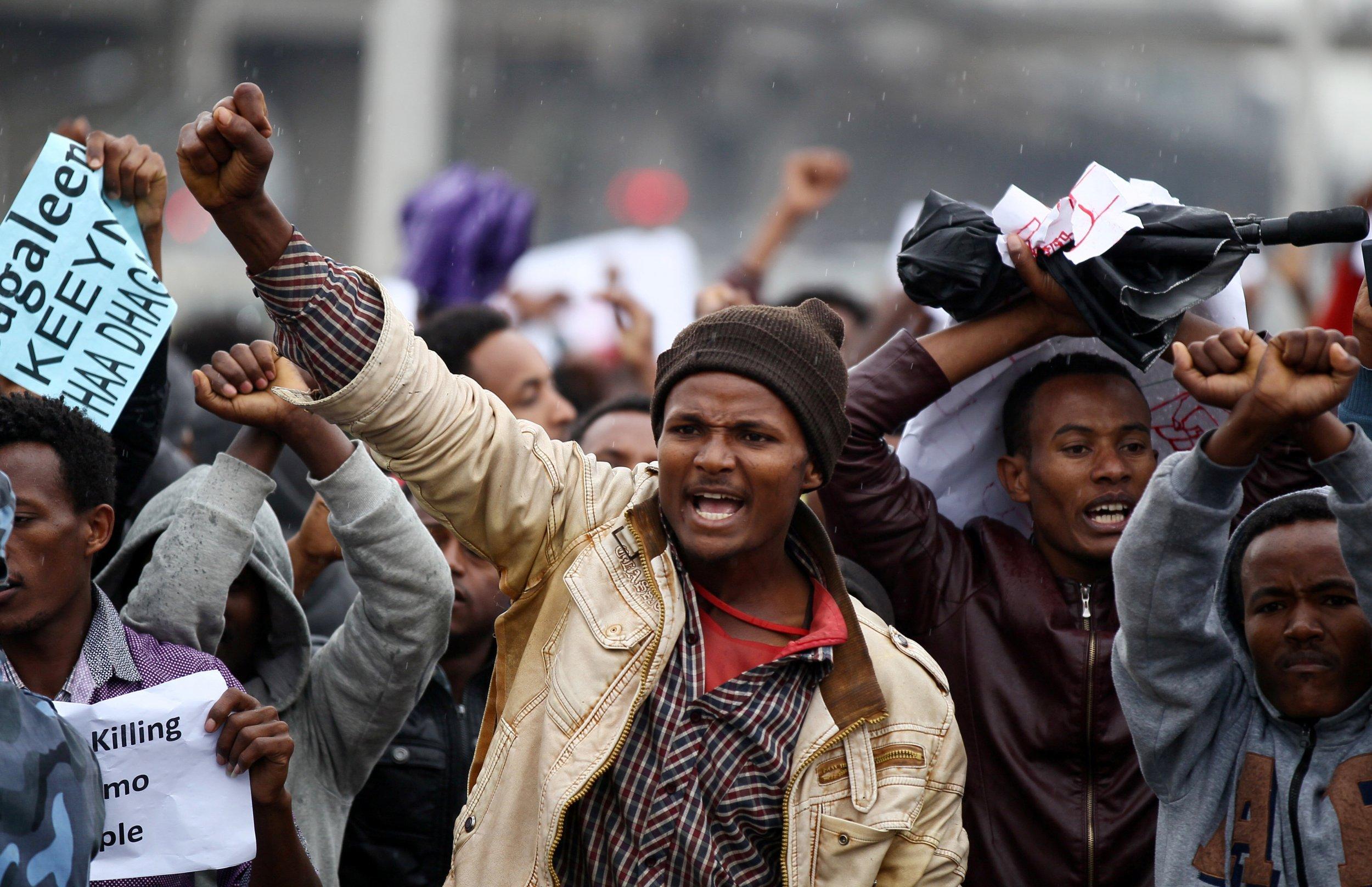 Ethiopia Eritrea Africa