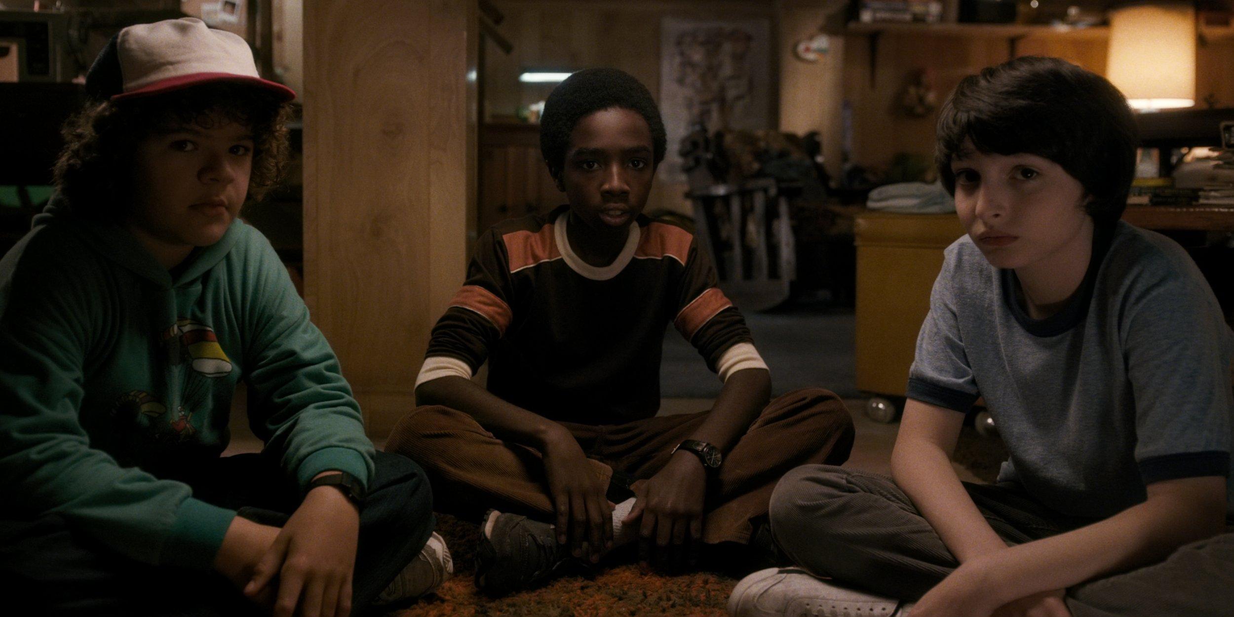 Netflix's Stranger Things