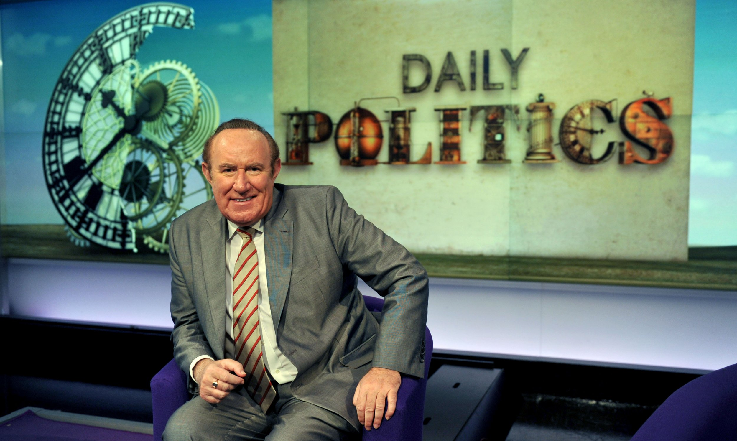 Andrew Neil on Daily Politics