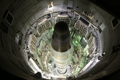 #1 - Titan Missile_ Courtesy of American Experience Films:PBS