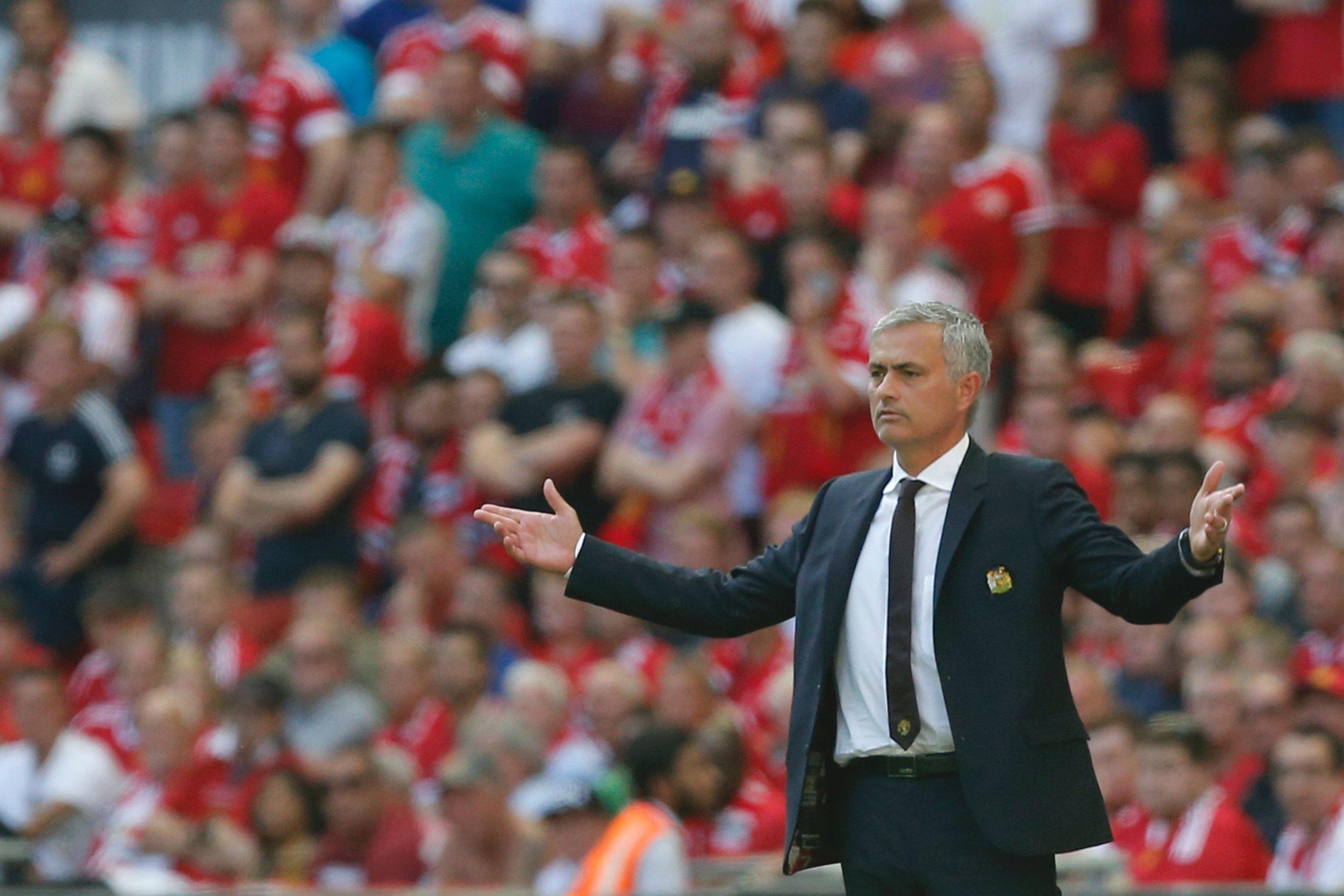 Manchester United Jose Mourinho In Dramatic Transfer U Turn