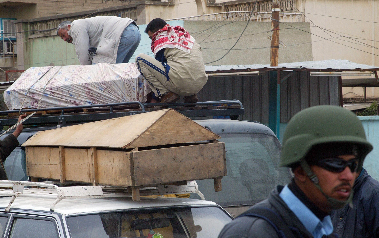 Iraq Shia Yarmouk Hosptial