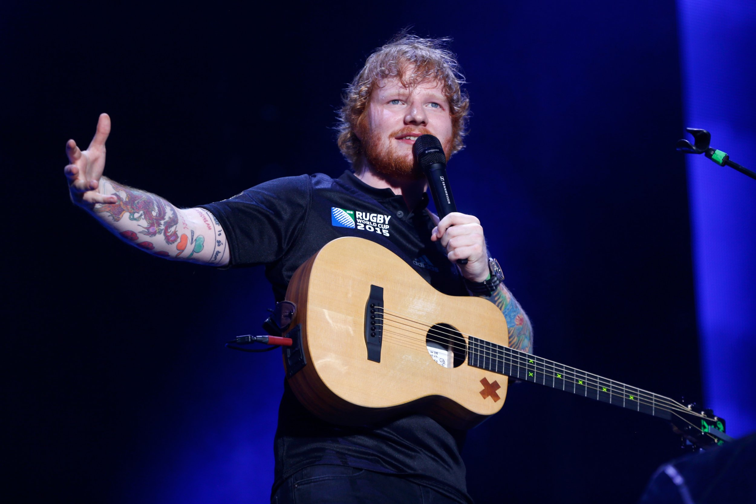 Ed Sheeran sued