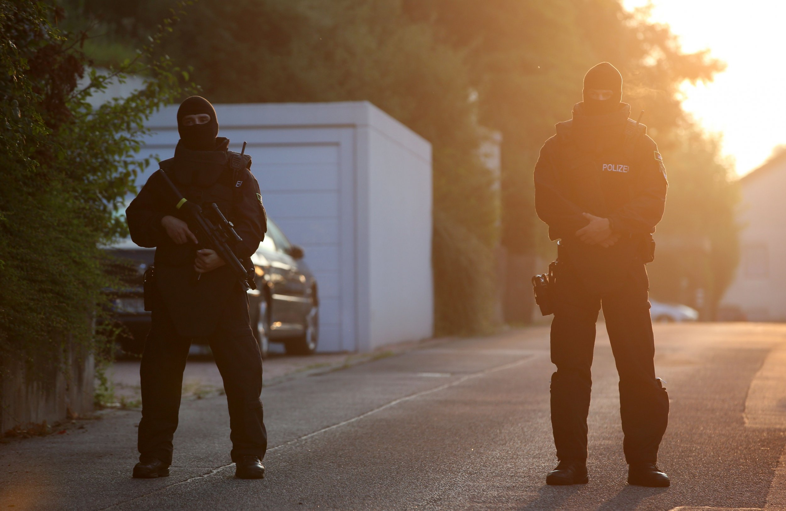 Germany Bundesliga Special Forces Threat