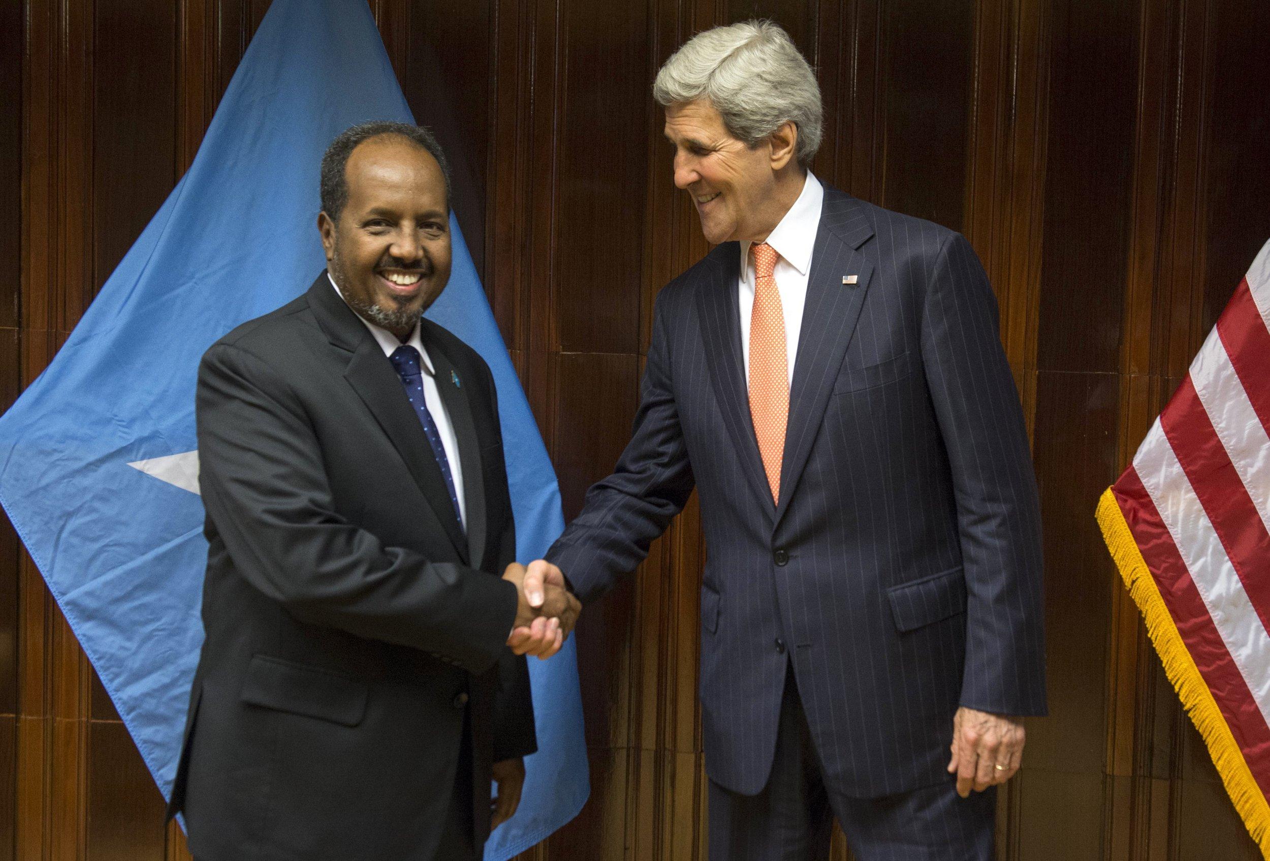 A Short History of Somali-U S  Relations