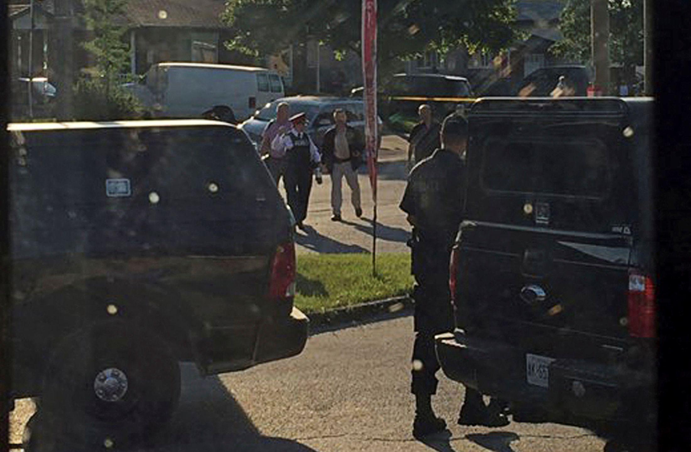 Canada Terror Suspect
