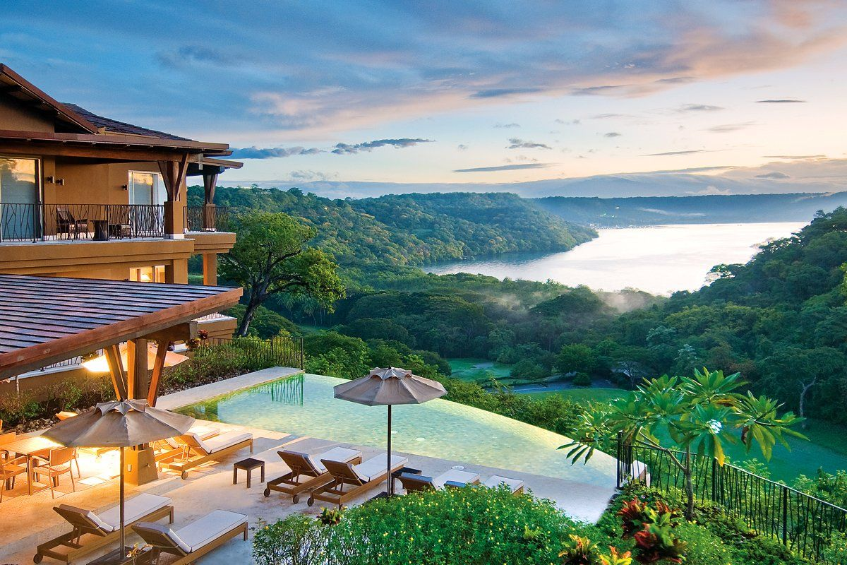 The Peninsula Papagayo Hotel in Costa Rica