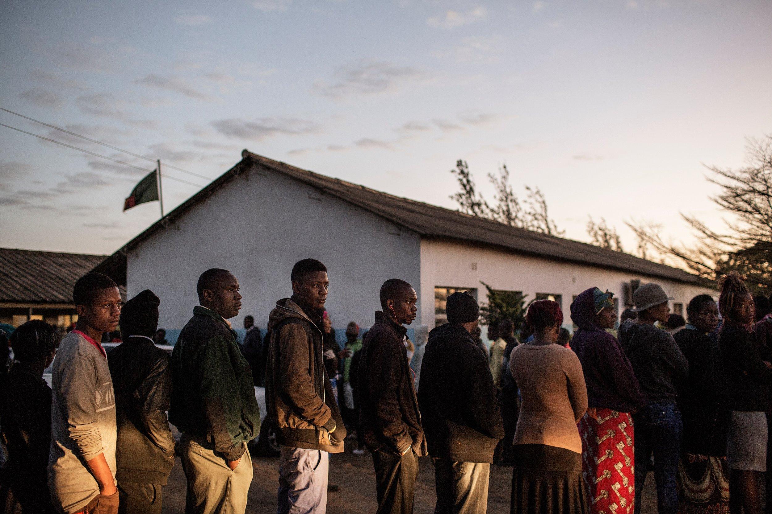Zambia voters