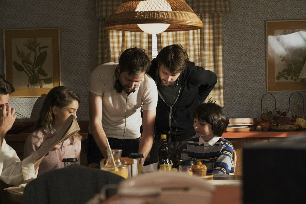 Stranger Things creators Matt and Ross Duffer