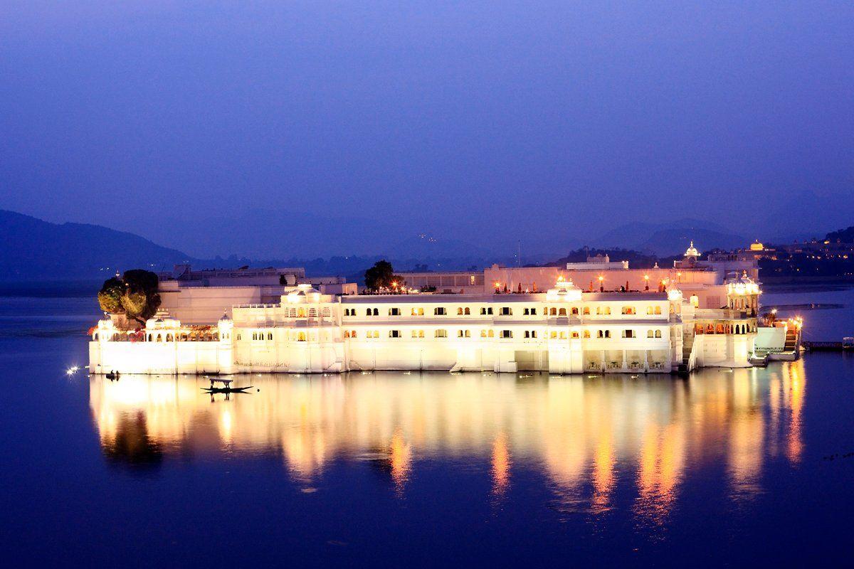 Lake Palace Hotel Udaipur India