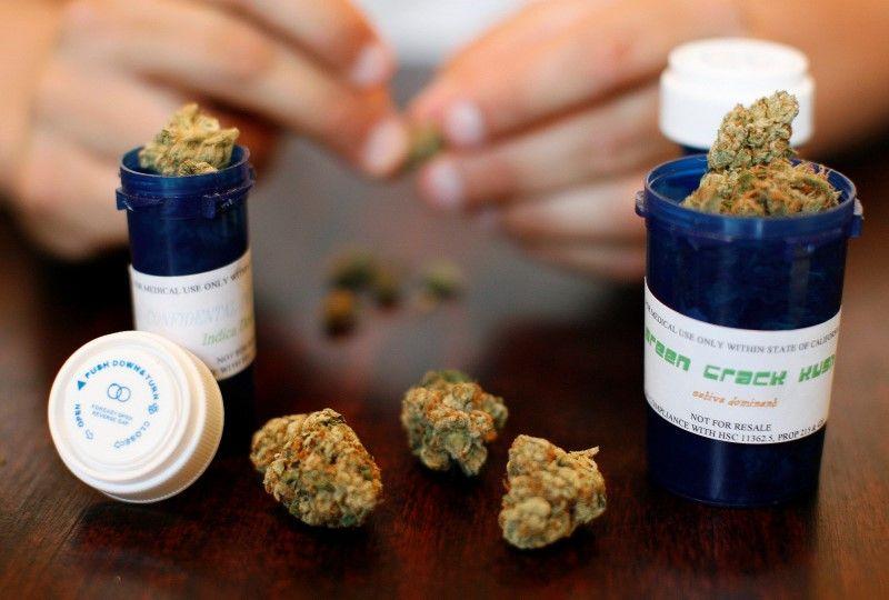 Pot Pushers' Dirty Little Secret: Legal THC Pills