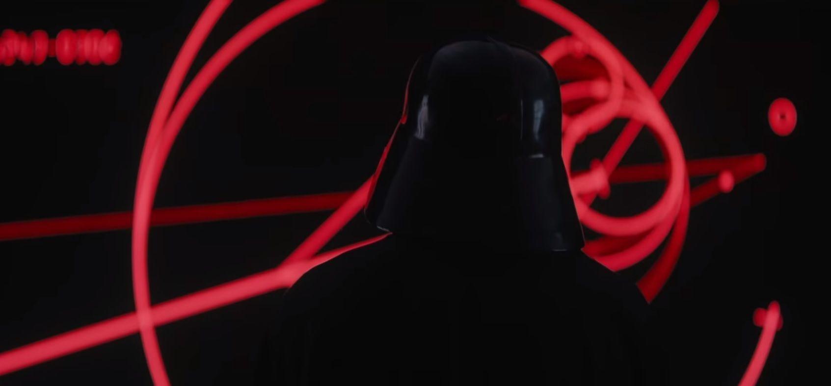 Darth Vader is back