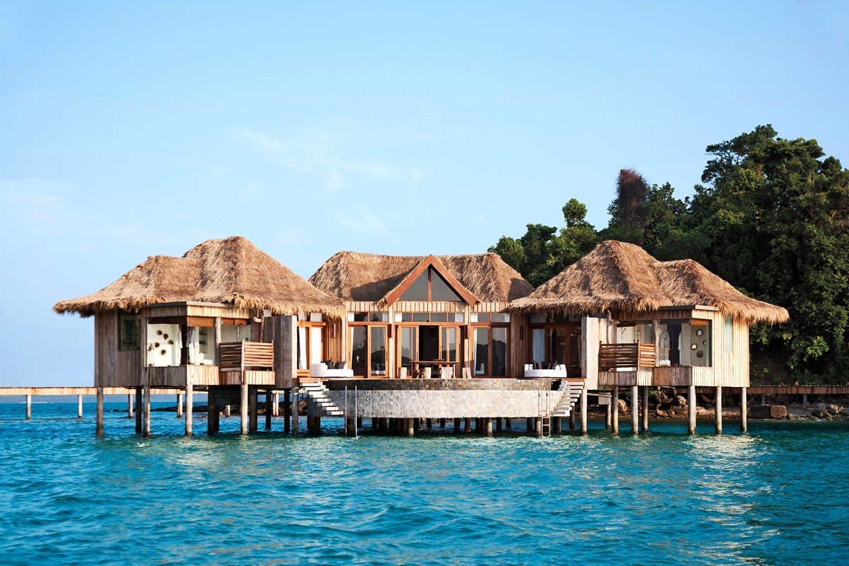 Song Saa, Private Island Resort