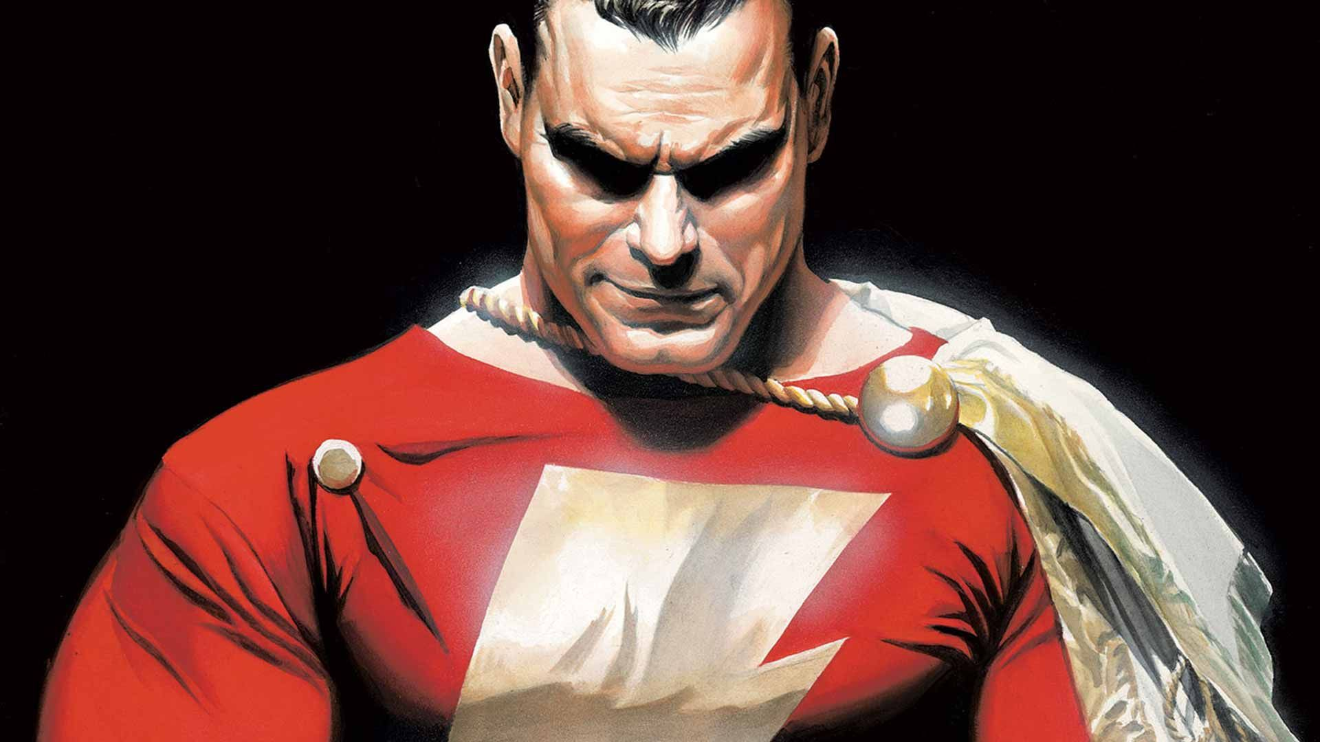 Movie Poster 2019: Exclusive: How 'Shazam!' Movie Will Build On Warner Bros