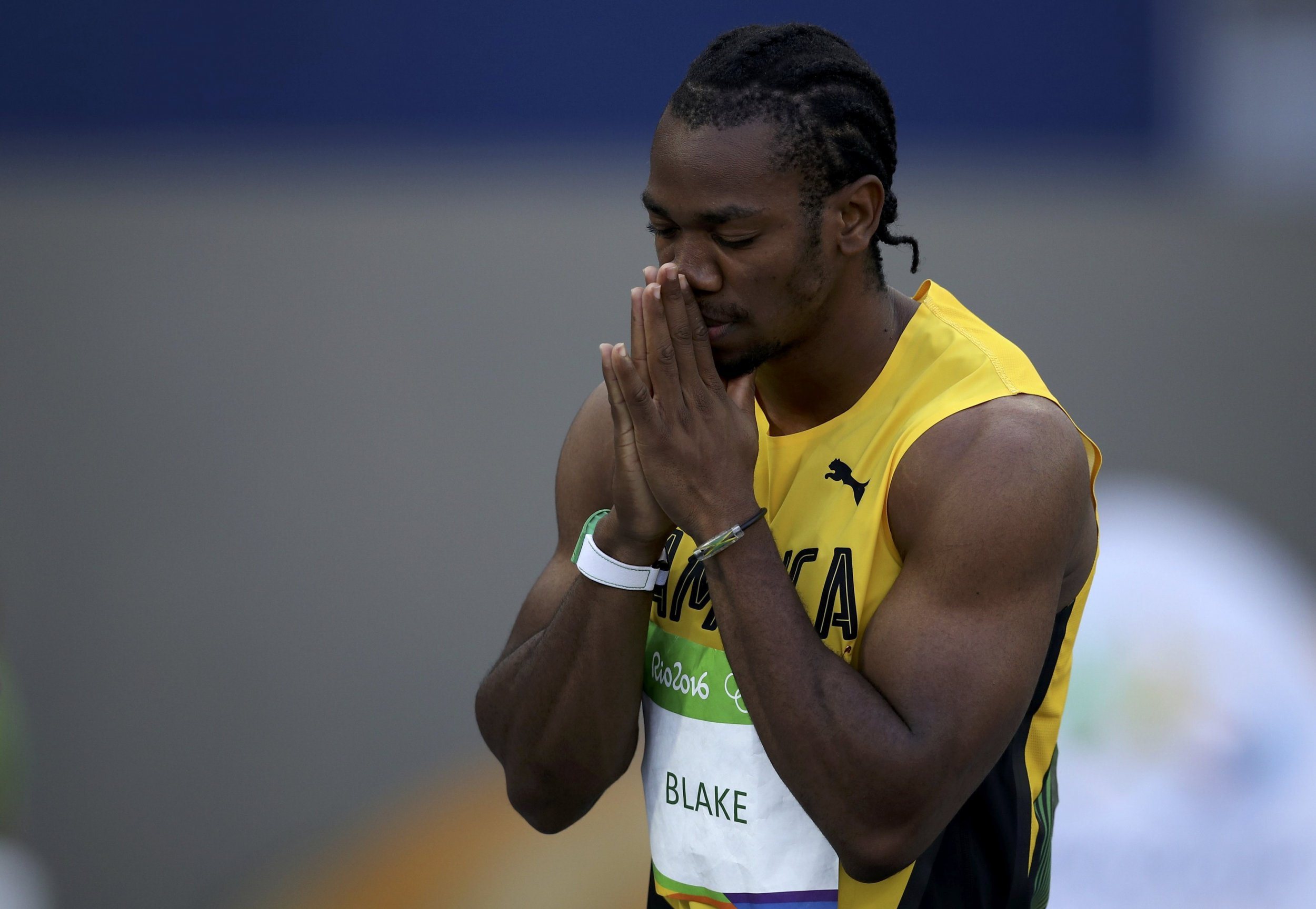 Rio 2016: Can Yohan Blake, the Second-Fastest Man in the ...